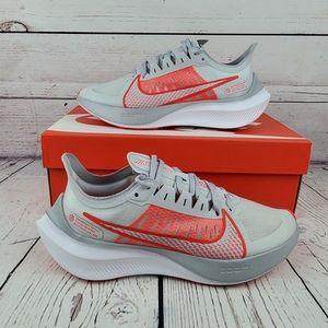New Nike Zoom Gravity Pure Platinum Red